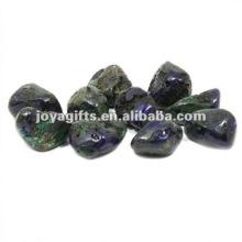 Pierre de galets de quartz à pierre haute polie