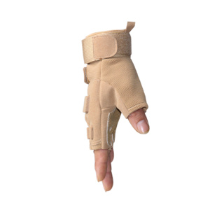 Special Price for Tactical Gloves,Hunting Gloves,Kickboxing Gloves,Muay Thai Gloves Manufacturers and Suppliers in China Half Finger Fashion Safety Army Training Tactical Gloves supply to Spain Manufacturer