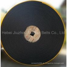 Allgemeine Verwendung Baumwolle Leinwand Gummiförderband