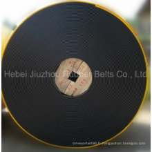 Toile coton d'usage général en caoutchouc bande transporteuse