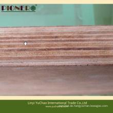 Tropisches Hartholz-Kernkeramik-Sperrholz für Behälterboden