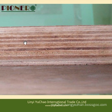 Tropical Hardwood Core Keruing Plywood for Container Flooring