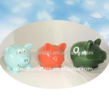 Color de cerámica vidriada hucha para BS11923 más grande