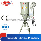 Plastic dryer for granules output 100kg/h