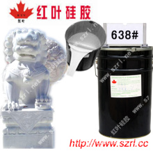 liquid rtv silicone rubber for sculpture molding