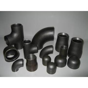 A234 ANSI B16.9 Nahtlose Rohrverschraubungen Butt Weld Pipe Fitting