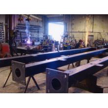Welding Tube-Steel Welding Fabrication (WT-HS02)