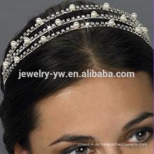 Mode weißes Engel Halo Stirnband beliebten Party Stirnband Stirnband Großhandel für Frauen