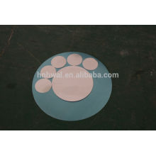 3003 DC aluminum disc for cookware with good spinning