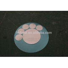3003 DC алюминиевый диск для посуды с хорошим прядением