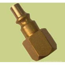 Type américain 1 / 4A Type Plug NPT 3 / 8F