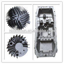 China oem heat treatment die casting aluminum alloys