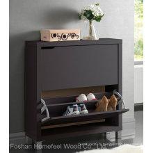 Armoire de stockage de chaussures Armoire à étagères pour étagères (HF-EY0818)