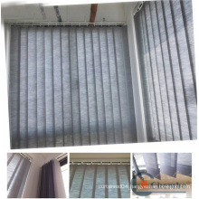 Korea style home decorative motorized vertical blinds