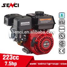 Pour la machine à laver à pression 4 cylindres 4.5kw 7.5hp 223cc Moteur à essence