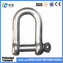 European Type Screw Pin Chain Shackle