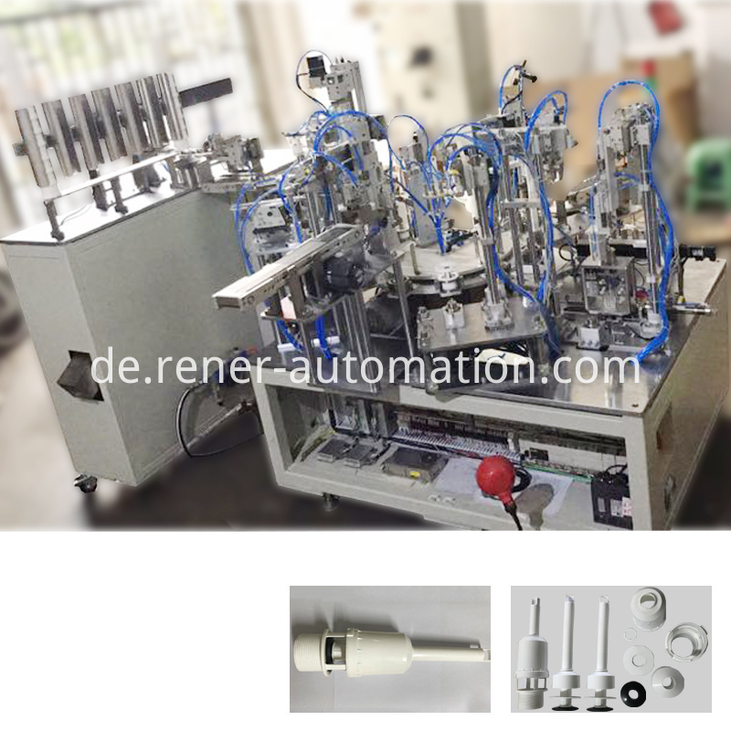 Valve Assembly Machine