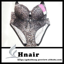 Push Up Ladies Sexy Leopard Bra
