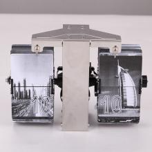 Mini Customizable Wall Flip Clocks for Decor