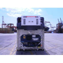 30kVA Carrier Type Reefer (Clip on) Container Diesel Generator Genset