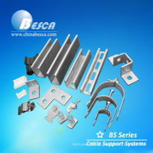 Aço galvanizado em U laminado a quente (UL, IEC, SGS e CE)
