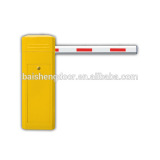 BS-306 High Quality Smart Parking/Traffic Road Barrier Gate System with Telescopic or Straight Boom
