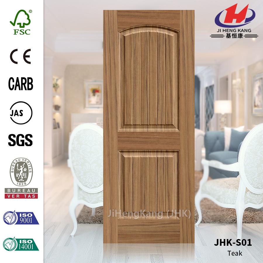Mass Production Wholesale Oak Veneer Door Skin