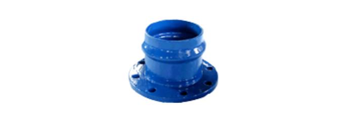 PVC flange socket1