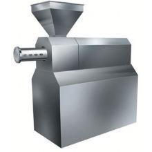 Granulador de la protuberancia de la barra del tornillo de la serie de LJL, proceso de la granulación del SS en industria farmacéutica, granulador de cable de cobre horizontal