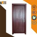 Composite frame/architrave custom plywood doors interior design