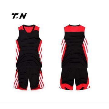 Maillot de basketball à sublimation personnalisé, uniforme de basket