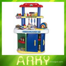 HOT SELL KIDS PLASTIC KITCHEN SET