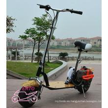 Scooter colorido de la gasolina del diseño del OEM (et-GS005-1)
