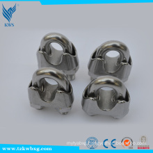 AISI 304 stainless steel clamp used in medical equipment