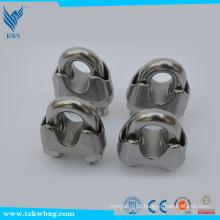 ASTM M18 316 braçadeiras de aço inoxidável de amostra livre usadas na máquina em transporte