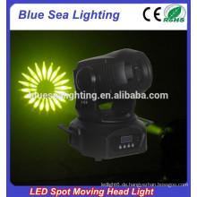 Guter Preis für professionelle China Gobo 60w beweglichen Kopf Lichter für Verkauf