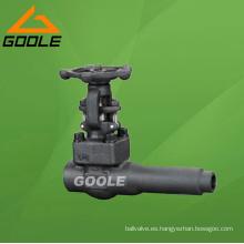 Válvula de compuerta compacta de cuerpo extendido (GAZ61H)