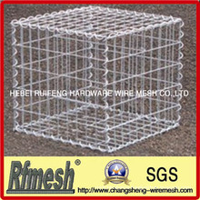 Welded Gabion Baskets//Gabion Box//PVC Coated Gabion Mattress