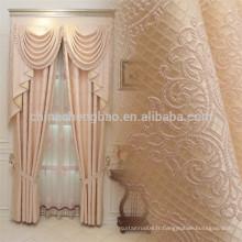 La Chine a fabriqué des rideaux arabes arabes pour la maison