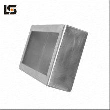Les services faits sur commande de boîte fonctionne la petite fabrication en aluminium de tôle d'acier inoxydable