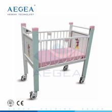 Компания AG-CB004 CE одобренная ISO производитель дети стали больничные койки
