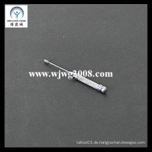 Akupunktur federbelastete Sonde mit zylindrischer Spitze D-2A