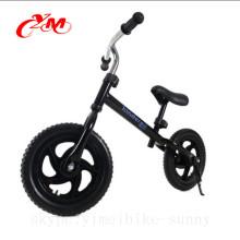 bebé entrenamiento balanza de bicicleta de juguete para niños / niños de cadera de alta calidad bicicleta de equilibrio peso ligero / CE aprobó bicicleta de equilibrio ningbo