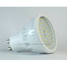 High Lumens 120degree GU10 6W SMD LED Spotlight with Cover