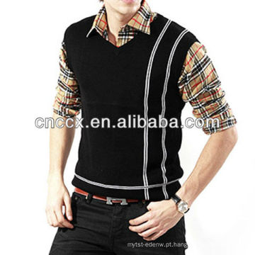 Colete barato ocasional versátil da camisola dos homens 12STC0671