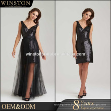 New Luxurious High Quality designer evening dress