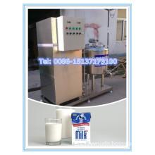 Cold Sterilization: Milk/Goat Milk/Camel Milk Pasteurization Machine