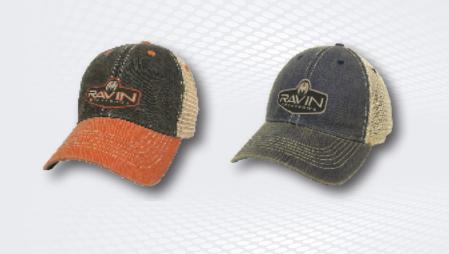Ravin Logo hat
