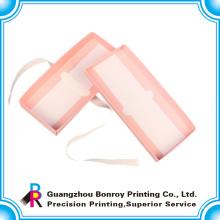 Caja de empaquetado de perfume de papel de impresión