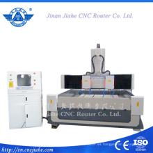 Piedra Cnc máquina con doble husillo 1600 * 2600mm de grabado del Cnc Router de grabado